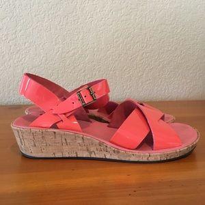 KORK-EASE leather sandals
